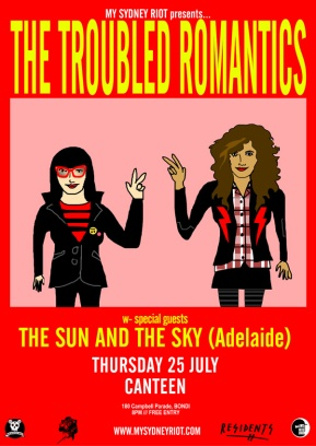 TROUBLED ROMANTICS POSTER WEB