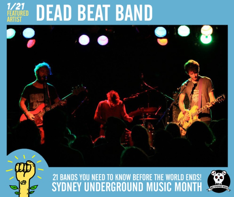 1 DEAD BEAT BAND