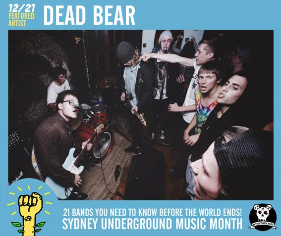 12 DEAD BEAR