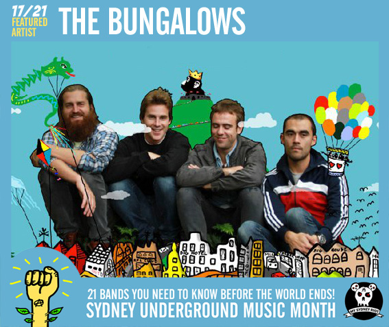 17 THE BUNGALOWS