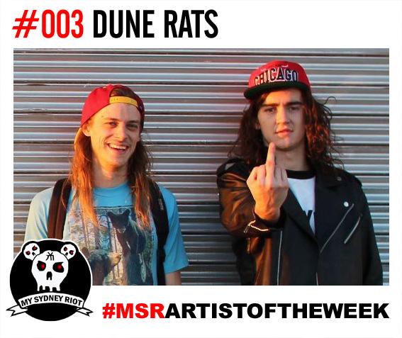 003 DUNES RATS