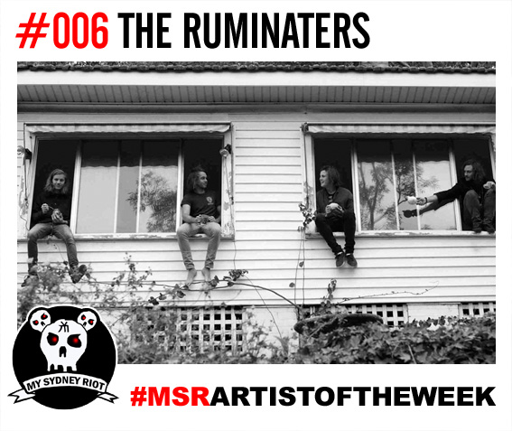 006 THE RUMINATERS