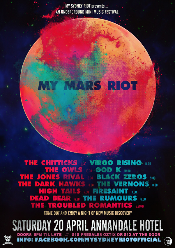 MY MARS RIOT WEB POSTER 1
