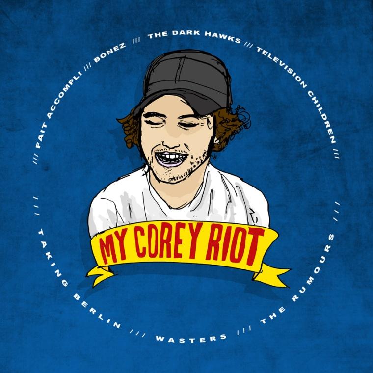 MY COREY RIOT WEB