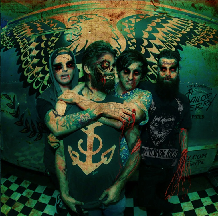MY ZOMBIE RIOT THE OWLS WEB