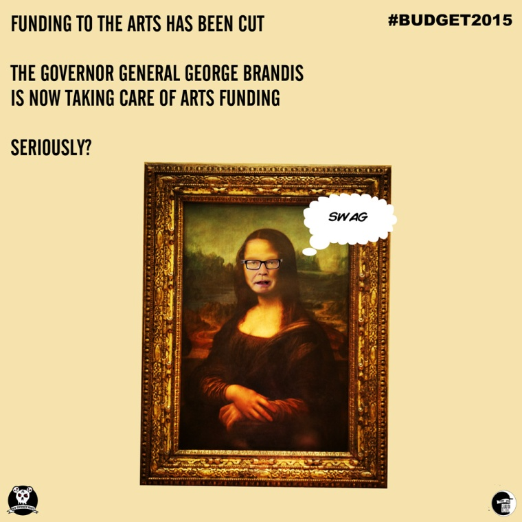 BUDGET2015 ARTS