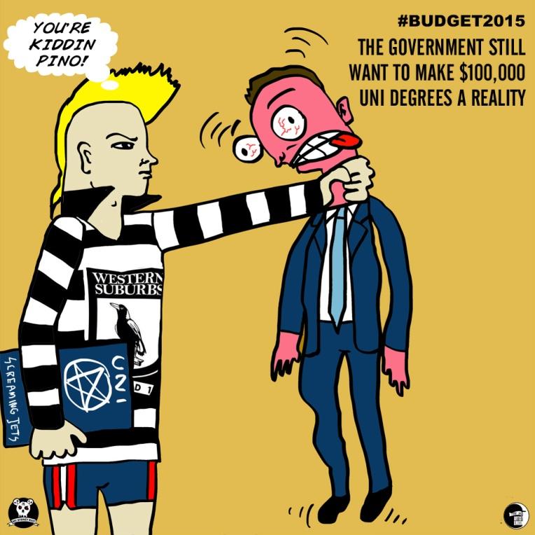 BUDGET2015 UNI FEES
